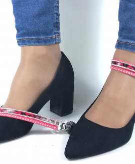 Lucy Clip Fashion Fucsia