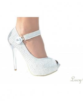 Lucy Clip Fashion 2006 blanco brillante