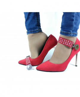 Lucy Clip Fashion Elastico Tachuelas