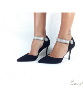 Lucy Clip Fashion Plata