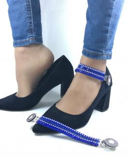 Lucy Clip Fashion Azul Cklein