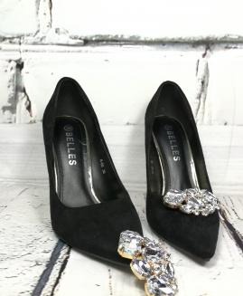Broche para Zapatos Cristal