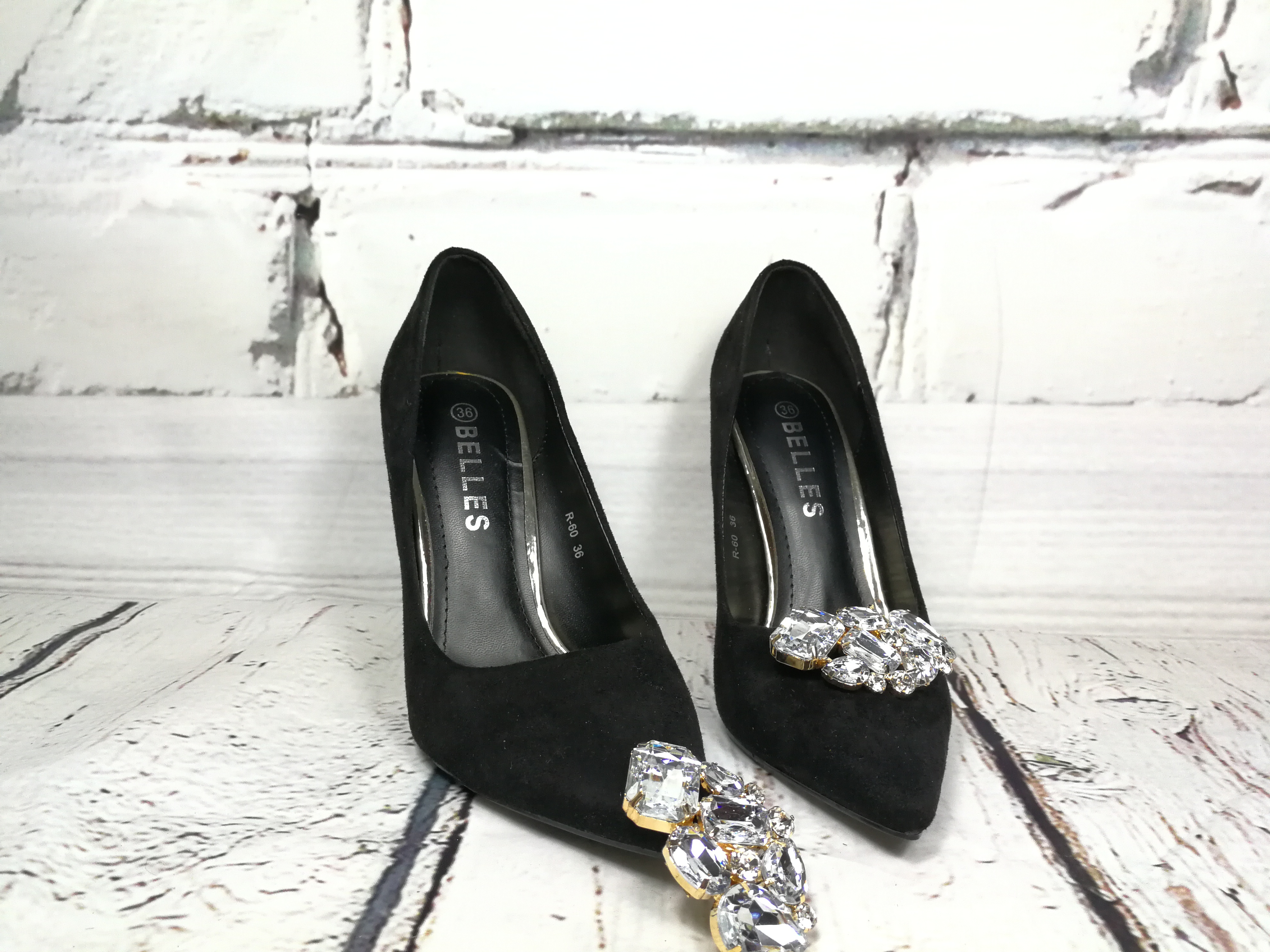 Broche para zapatos