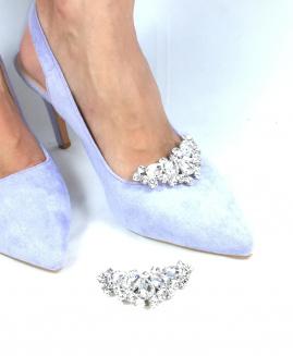 Broche Para zapatos media Luna