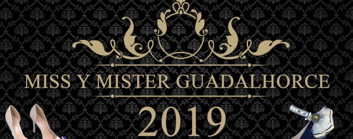 Lucy Clip en la Gala Miss y Mister Guadalhorce 2019