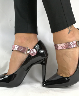 Glitter Rosado